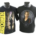 GIANT Comic Book, Video Game, and Entertainment T-Shirt Closeout!