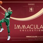 The prestigious Panini Immaculate Collection Basketball is set for release this October!