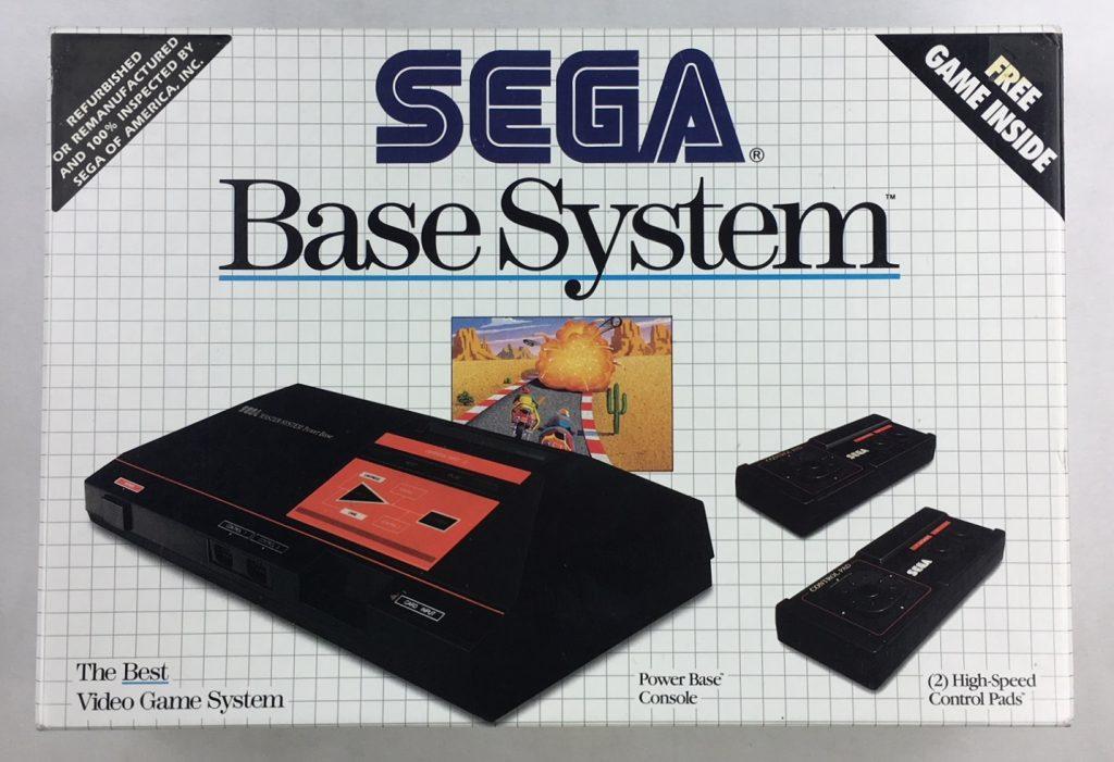 Sega Master System - The Forgotten System | Dave & Adam's News