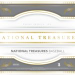 2018 National Treasures Baseball Preview