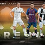 Product Preview: 2018/19 Panini Treble Soccer debuts on the pitch this December!