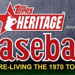 Product Preview: 2019 Topps Heritage Baseball coming next February!
