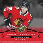 2018/19 Upper Deck Series Two Hockey available for pre-order, releases February!