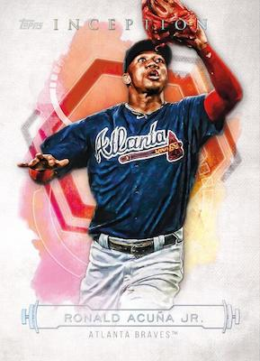 Product Preview 2019 Topps Inception Baseball Releasing In