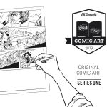 Coming Soon – Hit Parade Original Comic Book Art Edition –  Series 1