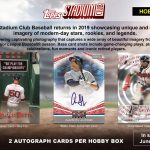 Product Preview – 2019 Topps Stadium Club Baseball