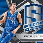 Product Preview: 2018-19 Panini Spectra Basketball