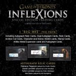 Product Preview: Rittenhouse Game of Thrones Inflexions