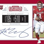 Panini Announces Autograph & Trading Card Deal with Kyler Murray!