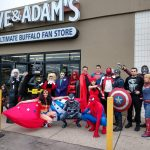 Free Comic Book Day a HUGE Success!