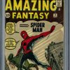 Amazing Fantasy #15 CGC 4.5 (OW)  - Origin & 1st Appearance of Spider-Man