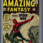 Massive Comic Book ebay Auction