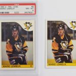 Spotting a Counterfeit O-Pee-Chee Mario Lemieux Rookie Card
