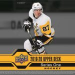 Product Preview: 2019/20 Upper Deck Series 1 Hockey