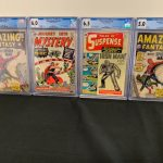High Dollar 1st Appearance Issues on Display at SDCC
