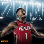 Panini America Signs Zion Williamson For Exclusive Trading Card Agreement!