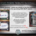 Product Preview: 2020 Topps Tribute Baseball