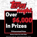 Topps Night at Dave & Adam's!
