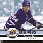 Product Preview: 2019/20 Upper Deck Series 2 Hockey