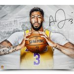 Upper Deck Authenticated Signs Anthony Davis to Exclusive Deal!