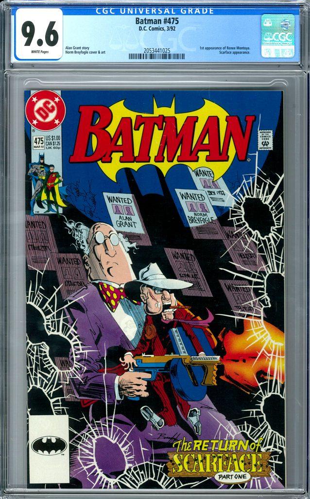Batman #475 DC Comics