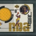 High End Kobe, Jordan & LeBron Cards Back From PSA