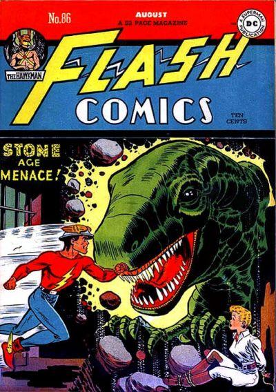 Flash Comics #86 DC Comics