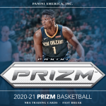 Product Preview: Panini '20-'21 PRIZM Fast Break Basketball