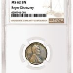 Rare 1943 Bronze Cent NGC Certified