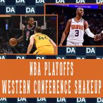 NBA WESTERN CONFERENCE SHAKEUP: PAUL IN PROTOCOL, KAWHI WITH KNEE