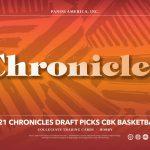 Product Preview: 2021-22 Panini Chronicles Draft Picks Basketball