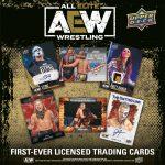 Upper Deck Adds All Elite Wrestling to Product Portfolio