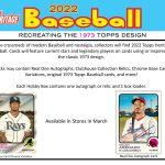 2022 Topps Heritage Baseball Preview