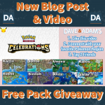 Pokemon 25th Celebrations Elite Trainer Box Opening & Pack Giveaway!